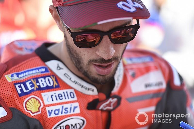 Zu viele Experimente zu Saisonbeginn? Dovizioso erklärt Ducatis Schwankungen