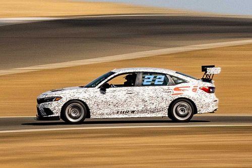 2022 Civic Si teased as Honda prepares to take it racing