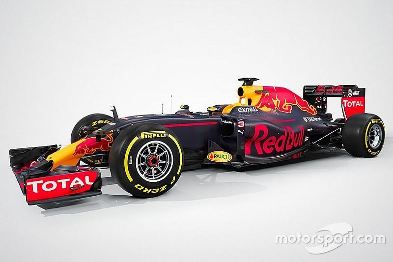 Red Bull Racing показала новую машину