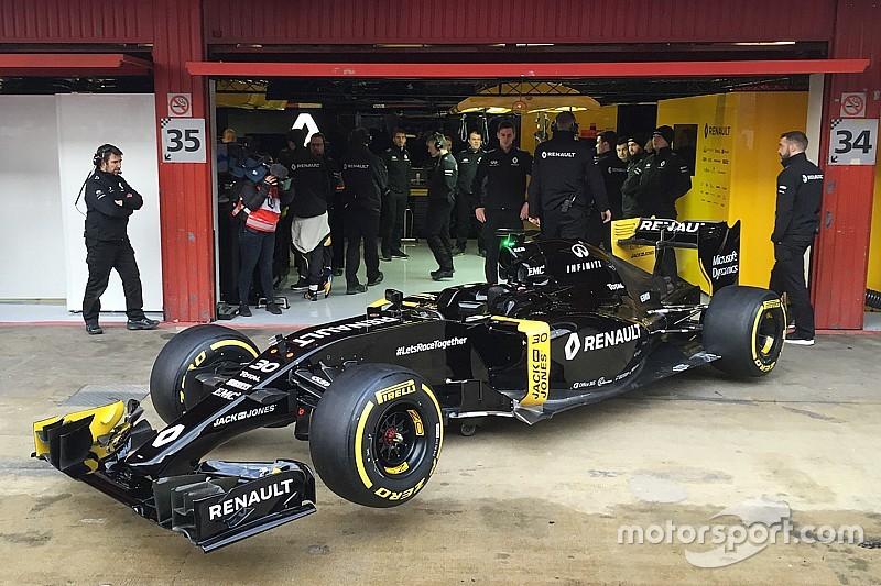 رينو تزيح الستارة عن سيارتها الجديدة «آر.اس16»