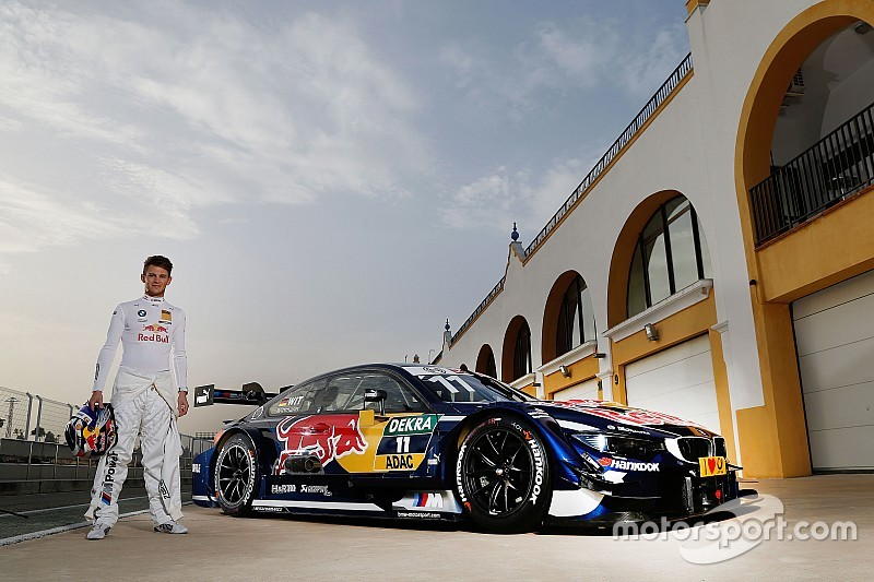 Виттман будет выступать в цветах Red Bull
