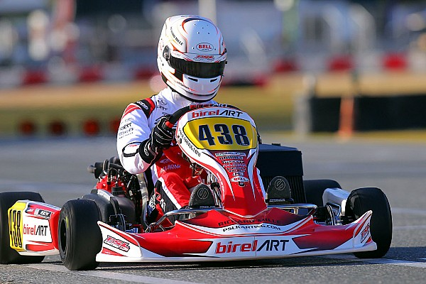 Kart Askew dominates DD2 qualifying, d'Orlando brothers take front row in Junior MAX