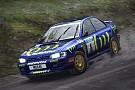 WRC Colin McRae mis à l'honneur par ses pairs ce week-end