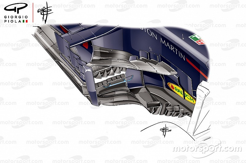 Los cambios que convierten a Red Bull en una seria amenaza en Mónaco
