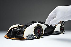General Новини Motorsport.com Amalgam втілює McLaren Ultimate Vision Gran Turismo у реальність
