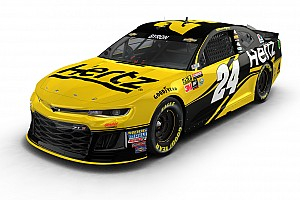 NASCAR Cup Breaking news Hendrick Motorsports adds new sponsor for Cup rookie William Byron