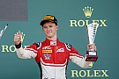 GP3 Ilott: Ferrari association has helped me to mature