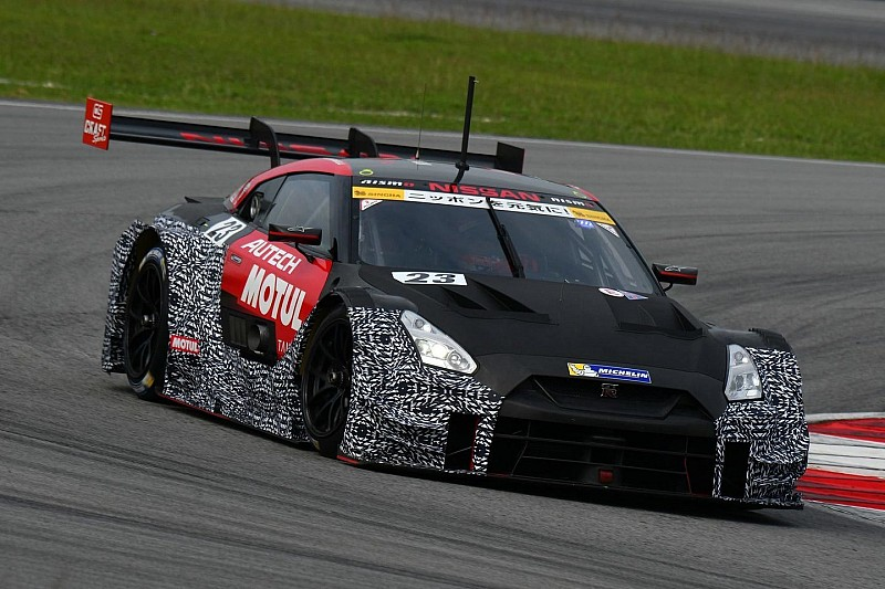 GT500タイトル奪還へ! 日産GT-R、空力を中心にマシンを見直し