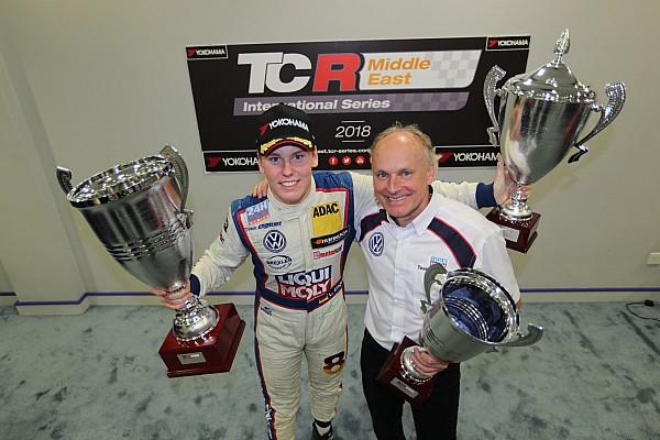 TCR Middle East Intervista Engstler è il più giovane Campione TCR: