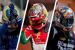 FIA F2 Analyse Top 10 - Les meilleurs pilotes F2 en 2017