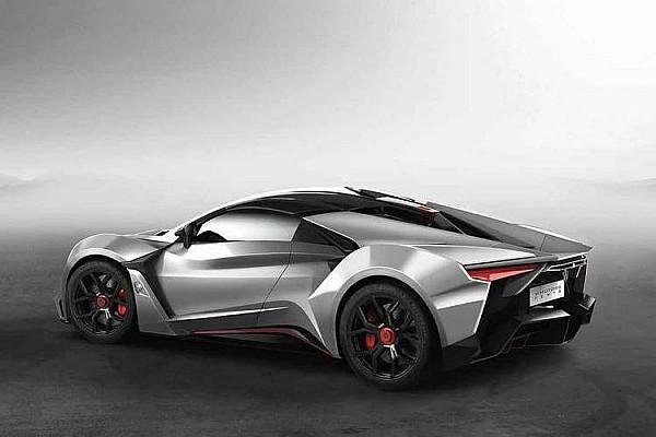 Automotive Noticias de última hora El gran regreso del W Motors Fenyr SuperSport