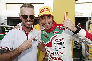 WTCR Breaking news Monteiro, Guerrieri sign up for Honda WTCR programmes