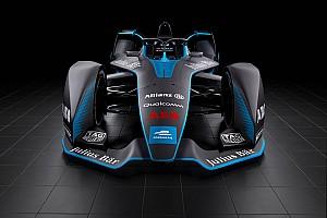 Fórmula E Galería VIDEO: el nuevo coche Fórmula E Gen2