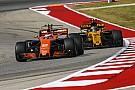 A McLaren csakis pozitív nyomást helyez a Renault-ra