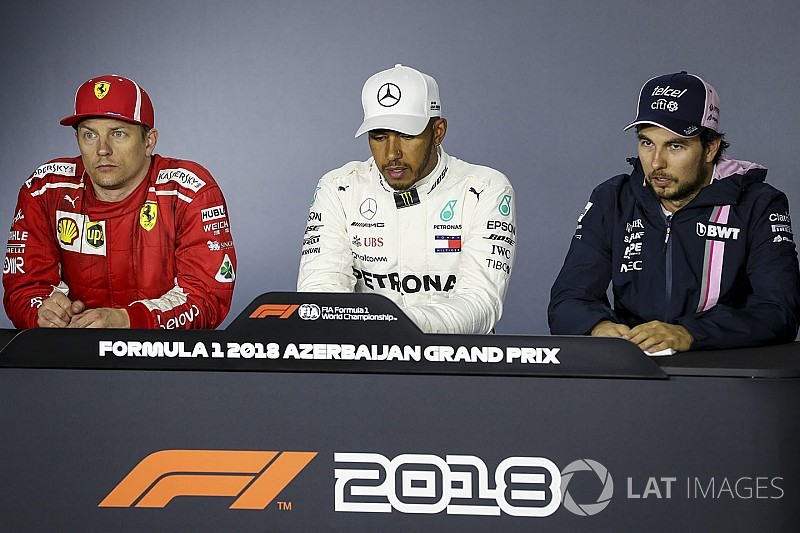 Azerbaijan GP: Post-race press conference
