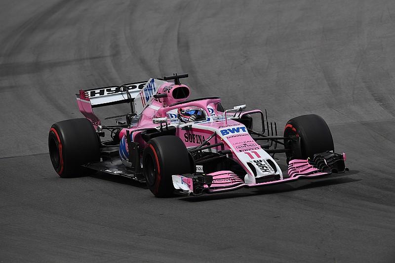 Перес: Розвиток Force India затримується через фінансові проблеми