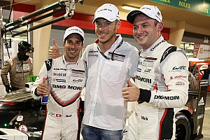 WEC Qualifying report Bahrain WEC: Porsche secures pole for final LMP1 race