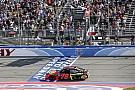NASCAR Cup Ecco il ruggito del campione: a Fontana vince Martin Truex Jr
