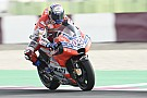 MotoGP Dovizioso el más rápido, Rossi en noveno