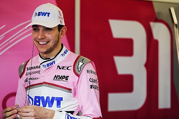 Formule 1 Actualités Ocon : Je dois faire mes preuves auprès de Mercedes en 2018