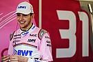 Fórmula 1 Ocon: