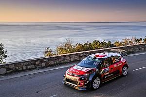WRC Noticias Citroën no quiere a Loeb a tiempo parcial en 2019