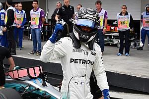 Formel 1 Qualifyingbericht Formel 1 2017 in Brasilien: Bottas staubt nach Hamilton-Crash ab