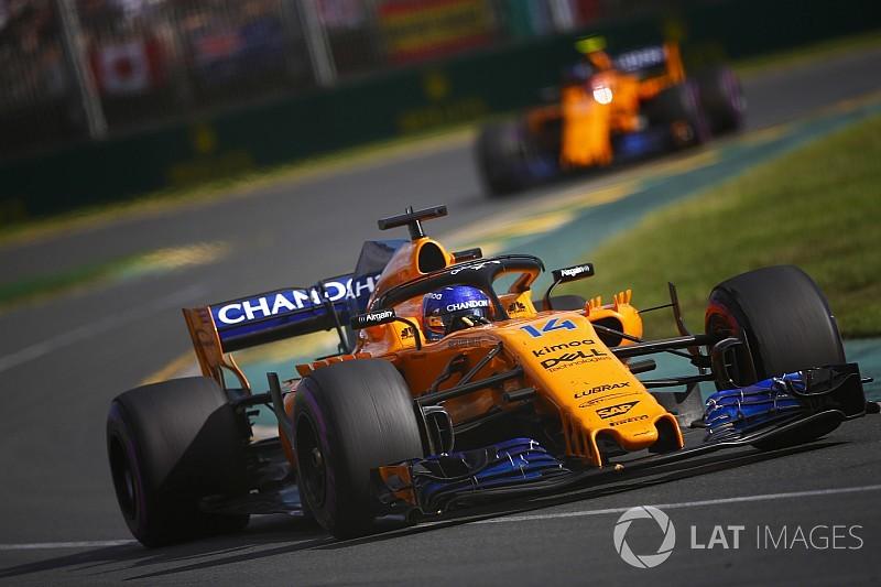 Performanca e McLaren në Melbourn kontrast i madh me 2017