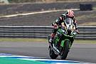 Superbikes WSBK Buriram: Rea kort voor Sykes in vrijdagtrainingen
