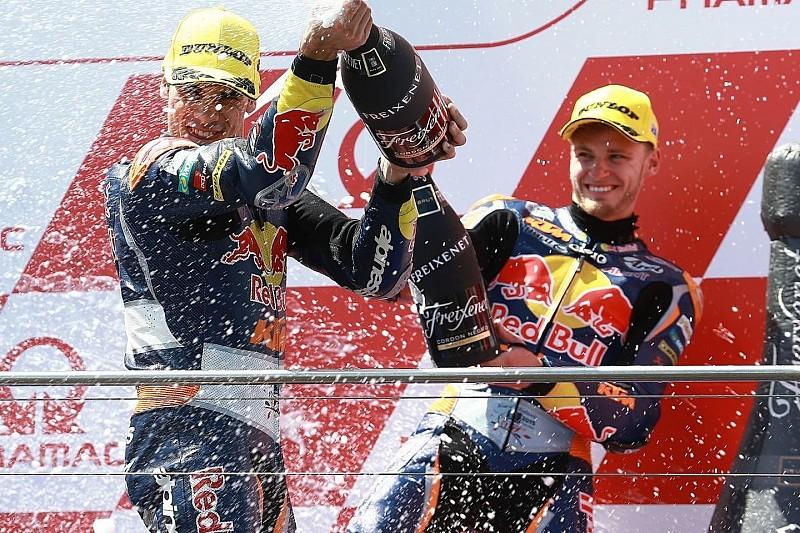 Binder-Oliveira siap bawa Red Bull KTM Ajo ke puncak
