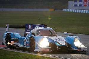 Asian Le Mans Qualifying report Algarve Pro Racing on Pole for the 4 Hours of Zhuhai