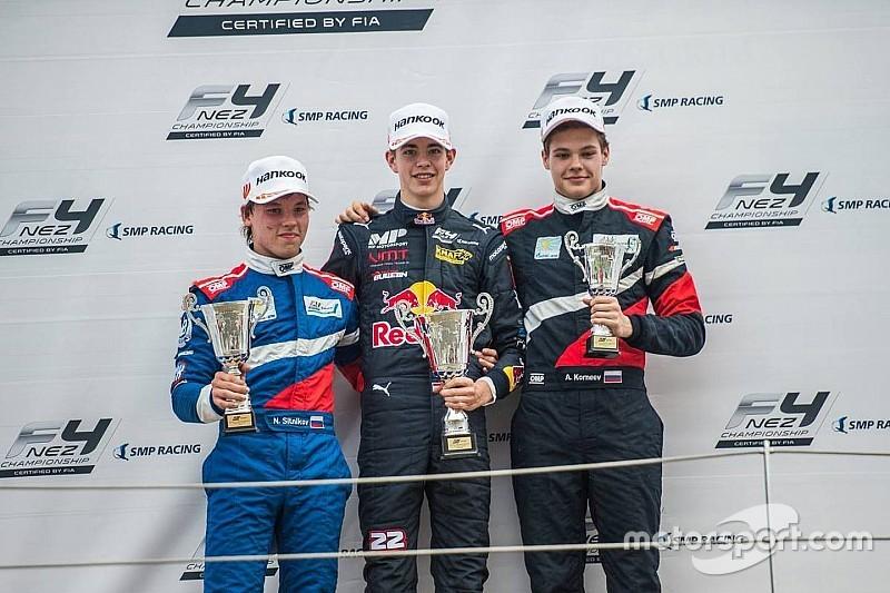 Версхор выиграл в субботу на Moscow Raceway