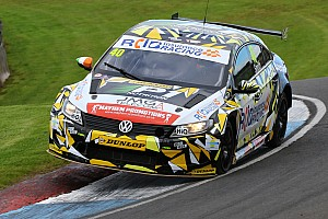 BTCC Breaking news BKR, Welch Motorsport leave BTCC as TOCA reveals 2017 entrants