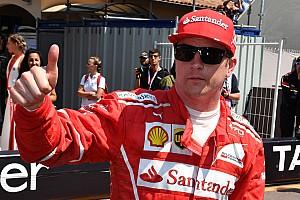 Räikkönen nem számít balesetre Vettellel Monacóban