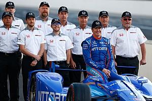 IndyCar Noticias de última hora Honda sigue investigando los fallos del motor en Indy