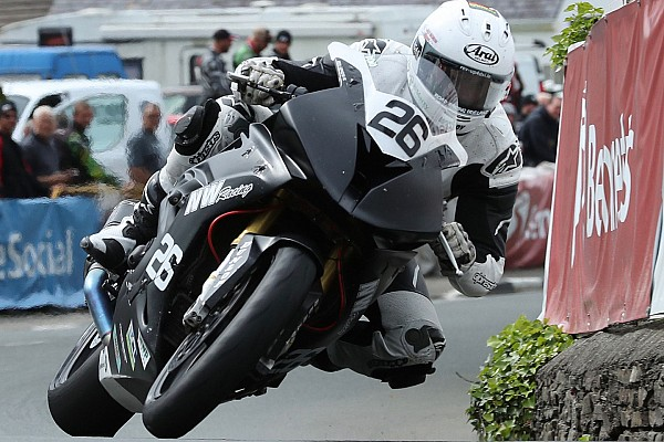 Road racing Alan Bonner killed in TT qualifying