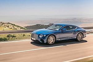 Prodotto Ultime notizie Bentley Continental GT, la terza generazione al Salone di Francoforte