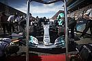Відео: оновлення на боліді Mercedes W08