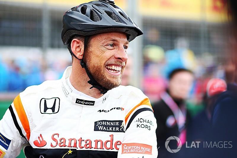 Jenson Button inaugura su canal de YouTube