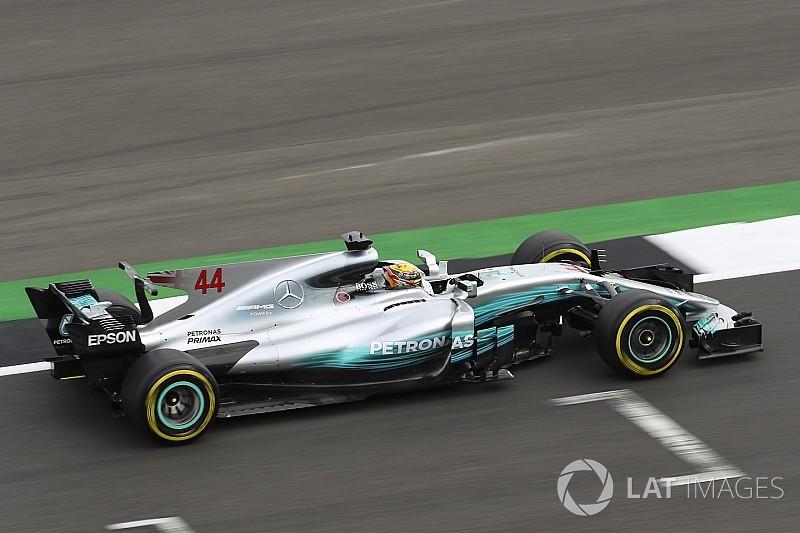 F1 2017 in Silverstone: Heimsieg für Hamilton, Reifendrama für Ferrari