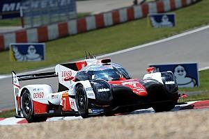WEC Prove libere Nurburgring, Libere 3: Lopez guida la doppietta Toyota