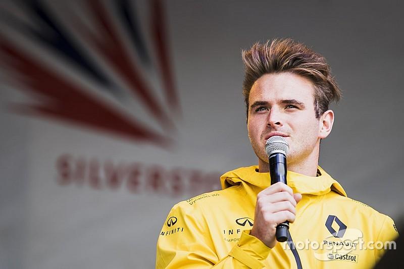 Rowland, Renault'nun F1 aracını test edecek