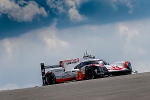 WEC Trainingsbericht WEC 6h Nürburgring: Porsche mit viel Abtrieb im Training vorn