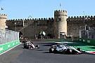 Formel 1 2017 in Baku: Das Rennergebnis in Bildern