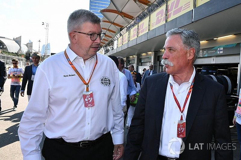 Chefes da F1 se reúnem com promotores em Londres