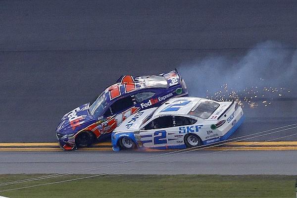 NASCAR Cup Breaking news Keselowski vows