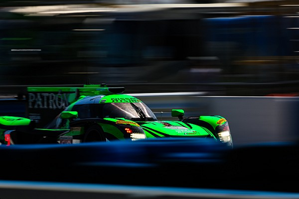 IMSA Petit Le Mans: Nissans under pressure with two hours to go