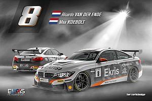 GT4 European Series Nieuws Ekris Motorsport met verbeterde bolide in GT4 European Series