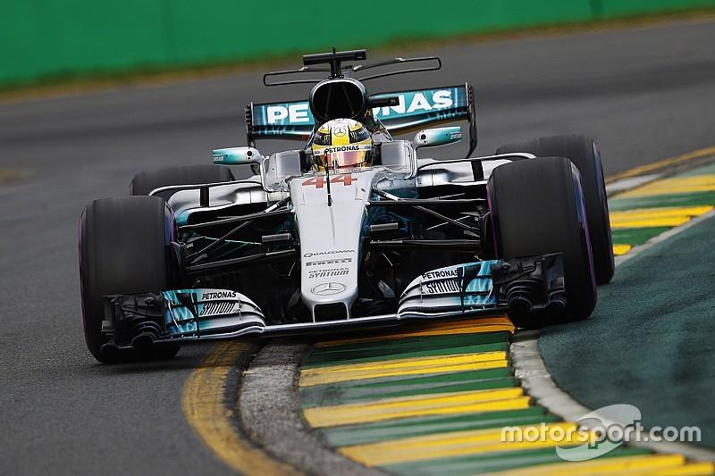 Lewis Hamilton: Früher Stopp bei Formel-1-Rennen in Melbourne nötig