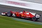 Vettel, disconforme pese a la segunda plaza